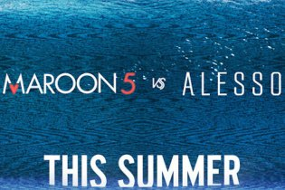 Maroon 5 - This Summer's Gonna Hurt Like A Mother F*cker (Alesso Remix)