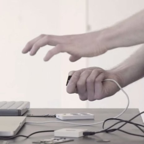 You Can Now Make Music With Hand Gestures