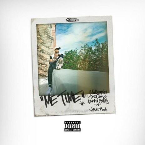 Odd Couple featuring The O'My's, Kweku Collins & Jack Red - Me Time