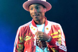 Pharrell to Become Creative Director for New Live Earth Concert Series