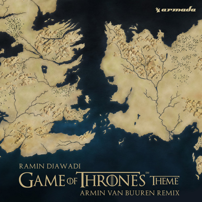 Listen to Armin van Buuren's Official Remix of the 'Game of Thrones' Theme Song