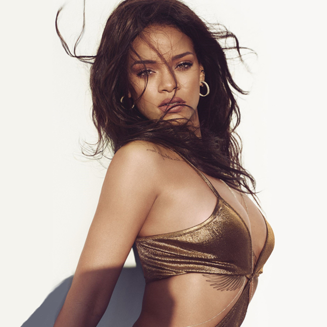 """Rihanna Announces Release Date and Warns Mature Rating for """"B*tch Better Have My Money"""" Video"""