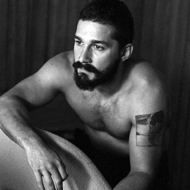 "Shia LaBeouf Accused of Plagiarism in His ""Freestyle"""