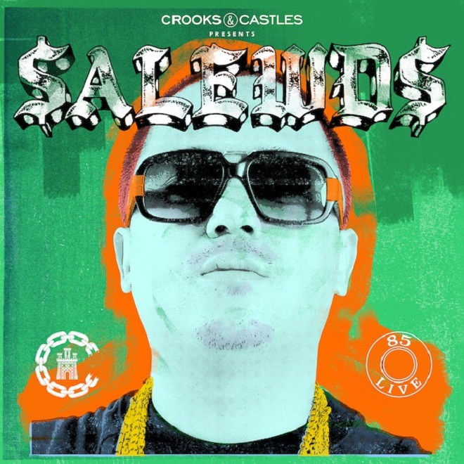 Stream Crooks & Castles' 'Salewds' Mixtape, featuring Childish Gambino, Rick Ross, Curren$y & More