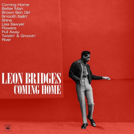 Stream Leon Bridges New Album 'Coming Home'