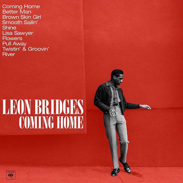 Stream Leon Bridges New Album 'Coming Home'