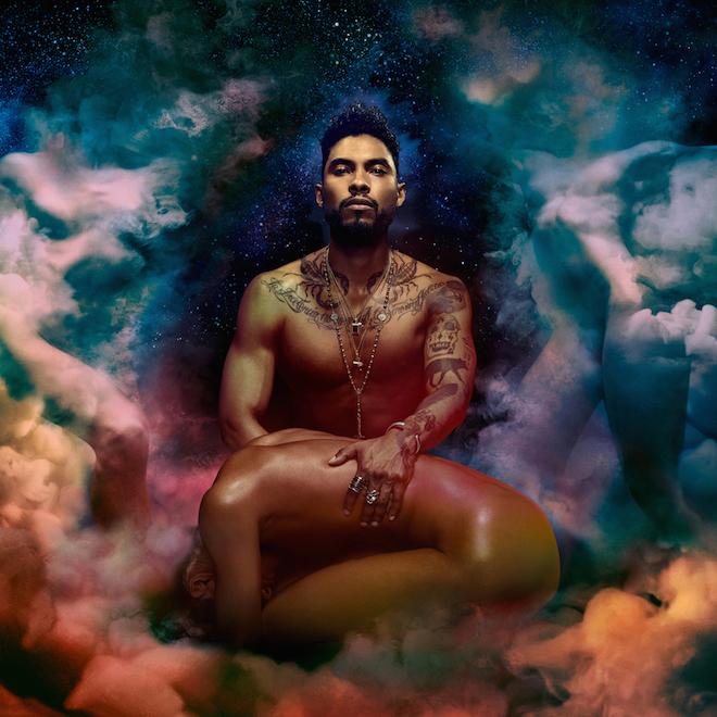 Stream Miguel's New Album 'Wildheart'