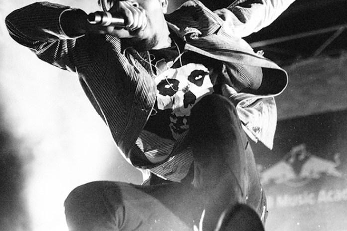 """Vic Mensa Debuts New Song """"3 AM"""""""