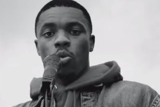 Vince Staples Drops a New Freestyle on Showoff Radio