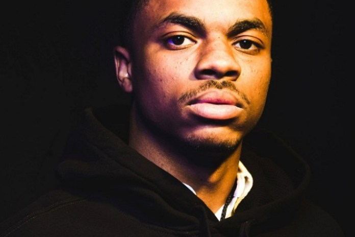 Vince Staples Was a Guest on 'The Nightly Show with Larry Wilmore'