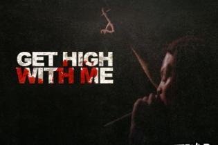 Waka Flocka Flame featuring Future, DJ Whoo Kid & Steve Aoki - Get High With Me