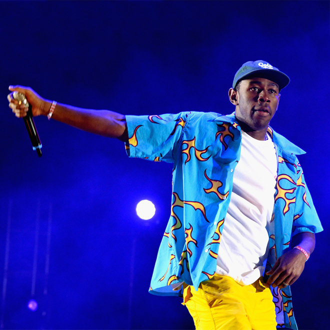 Watch a Recap of Tyler, The Creator's 'Cherry Bomb' Tour