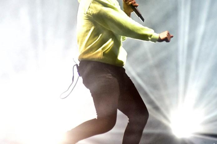 Watch Drake Perform a Medley at 'Birthday Bash'