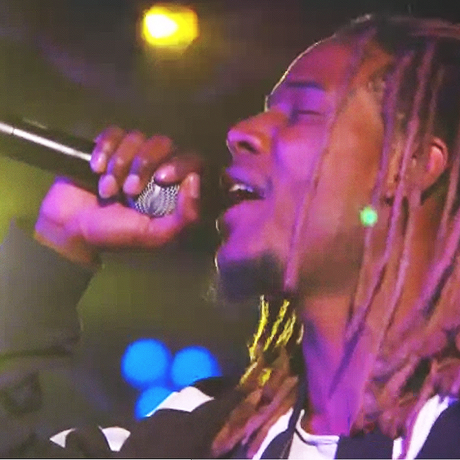"""Watch Fetty Wap Perform """"Trap Queen"""" and """"My Way"""" on 'Jimmy Kimmel'"""