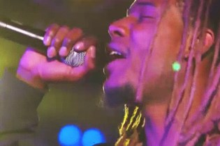 "Watch Fetty Wap Perform ""Trap Queen"" and ""My Way"" on 'Jimmy Kimmel'"