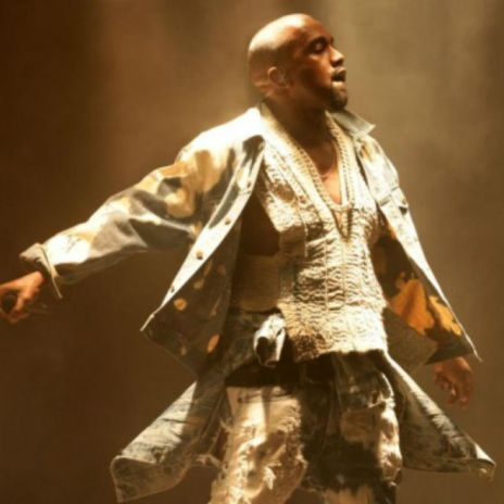 Watch Kanye West Perform at Glastonbury