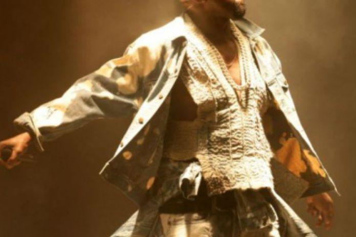 Watch Kanye West Perform at Glastonbury