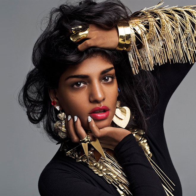 Watch M.I.A. in a Teaser for Her New Video Project