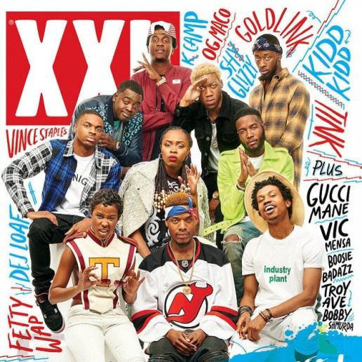 Watch Part 1 of the XXL Freshmen 2015 Cypher, featuring Raury, Tink, K Camp & Kidd Kidd