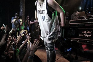 """Watch Post Malone's First Hometown Performance of """"White Iverson"""""""