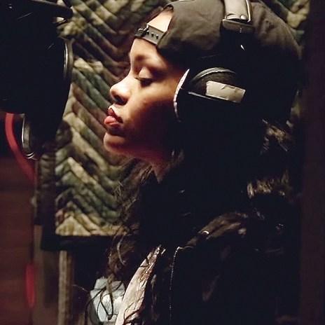 "Watch Rihanna Record ""B*tch Better Have My Money"" in Studio"
