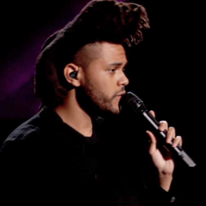 """Watch The Weeknd Perform """"The Hills"""" Then """"Earned It"""" With Alicia Keys at the BET Awards"""