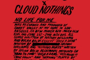 Wavves & Cloud Nothings - No Life For Me (Album Stream)