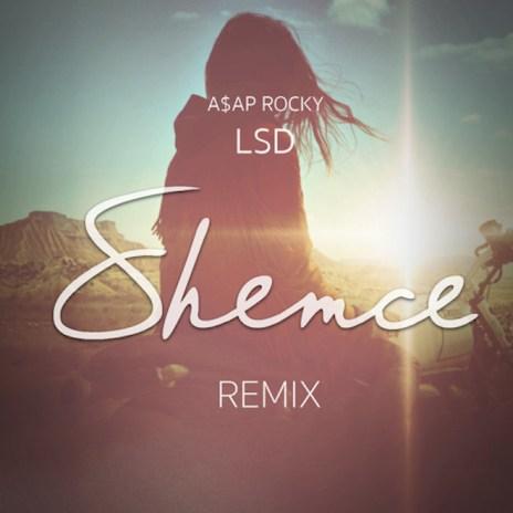 A$AP Rocky - L$D (Shemce Remix)