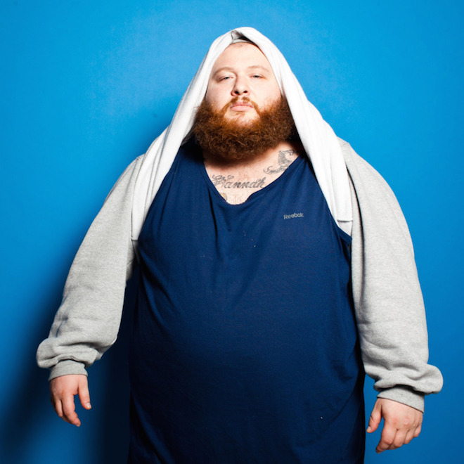 Action Bronson Addresses Death Threats On Twitter