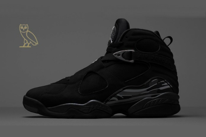 Drake Has an 'OVO' Air Jordan 8 Shoe Coming