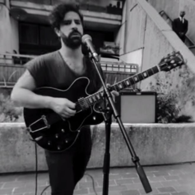 """Watch Foals' Interactive Video for """"Mountain At My Gates"""""""