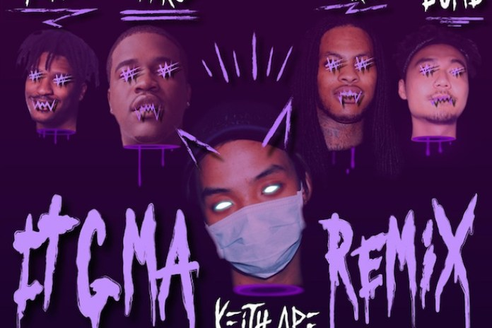 "Watch Keith Ape's ""It G Ma"" Remix featuring A$AP Ferg, Father, Waka Flocka Flame and Dumbfoundead"