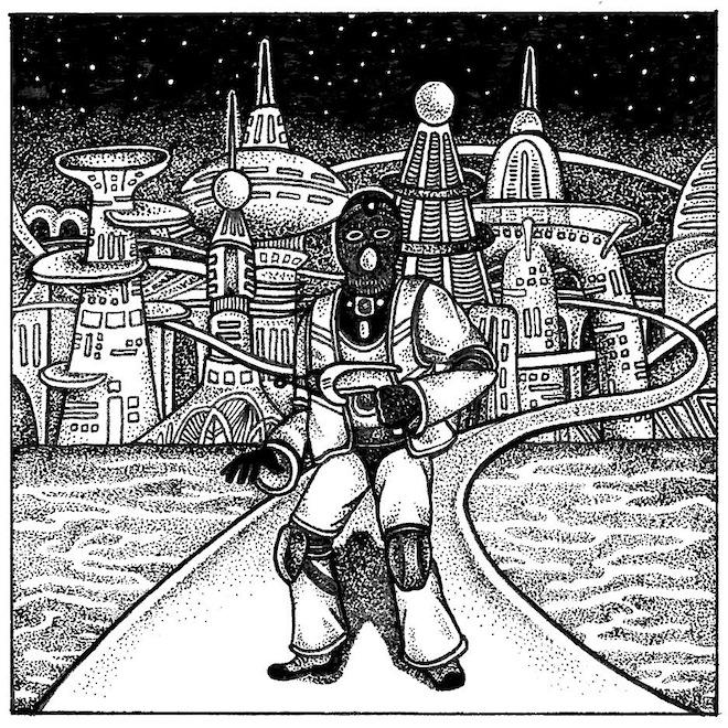 L'Orange & Kool Keith featuring Mr. Lif - Twenty Fifty Three