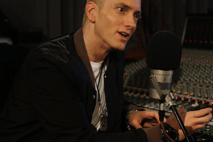 Listen to Eminem's Entire Beats 1 Interview with Zane Lowe