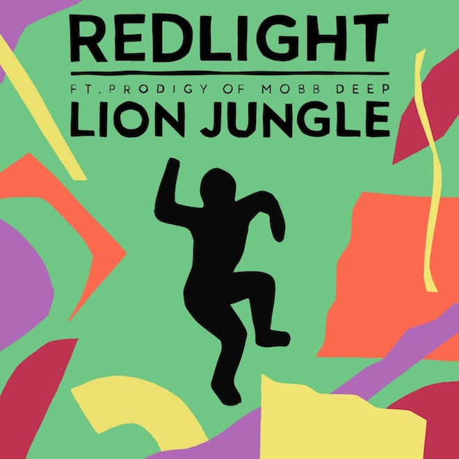 PREMIERE: Redlight featuring Prodigy of Mobb Deep - Lion Jungle