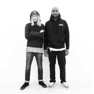 Virgil Abloh and Guillaume Berg Drop a New Mix, 'Paris, IL Mixtape 119'