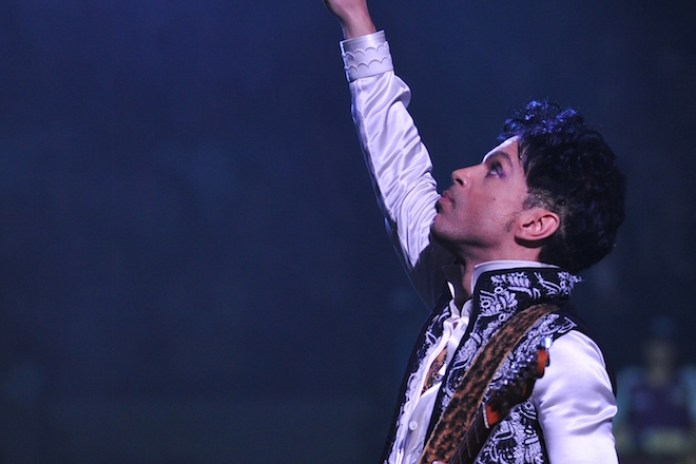 "Prince Announces He'll Drop a ""Super Funky"" Album In The Next Five Months"