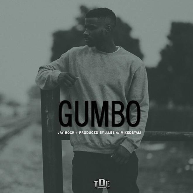 """TDE's Jay Rock Drops New Single, """"Gumbo"""""""