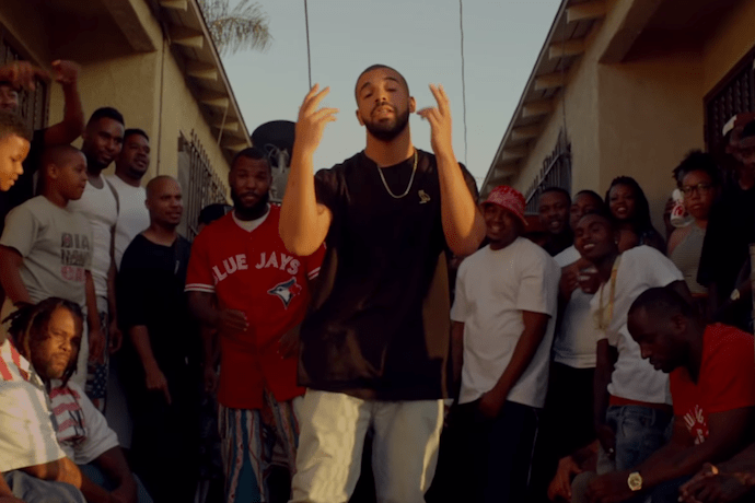 """The Game and Drake Release a New Video for """"100"""""""