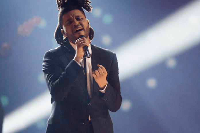 The Weeknd Debuts a New Song in London