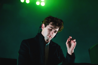 Watch Jamie xx's 'Tree of Codes' Score Premiere at The Manchester International Festival
