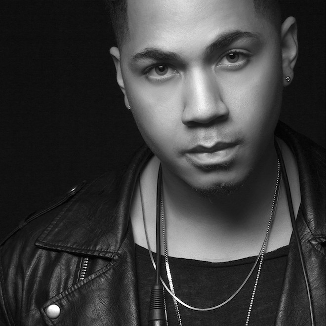 """Watch Newcomer, The Reasn's New Video for his R&B and Rock Combo """"Blue Flame"""""""