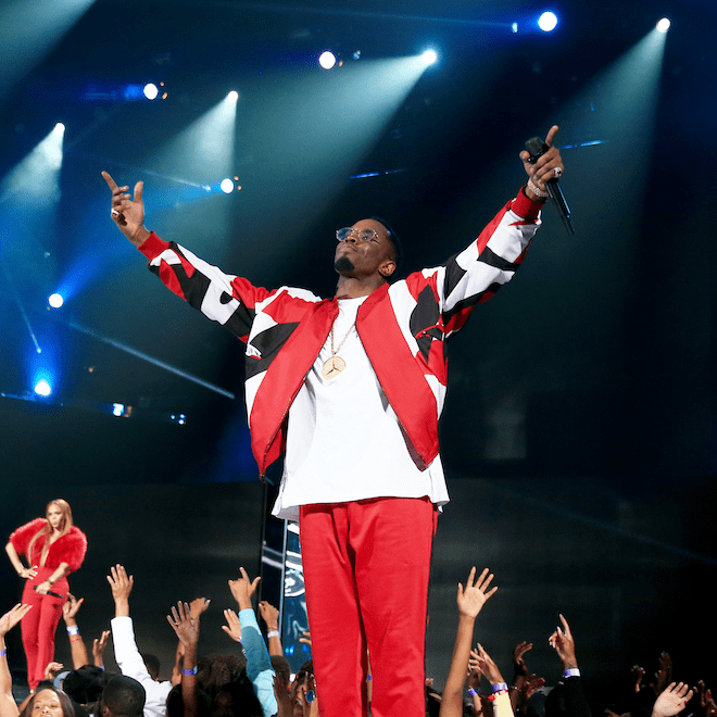 """Watch Puff Daddy's """"Finna Get Loose"""" BET Awards Rehearsal Clip"""