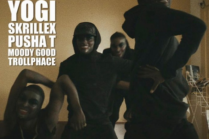 Yogi & Skrillex featuring Pusha T, Moody Good, TrollPhace - Burial