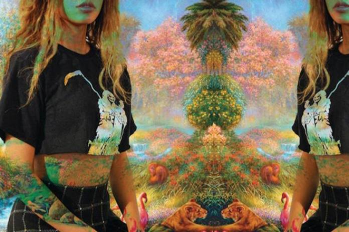 Awful Records' Tommy Genesis - World Vision (Album Stream)