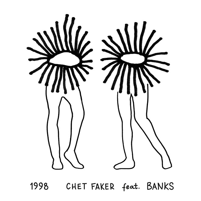 Chet Faker featuring Banks - 1998