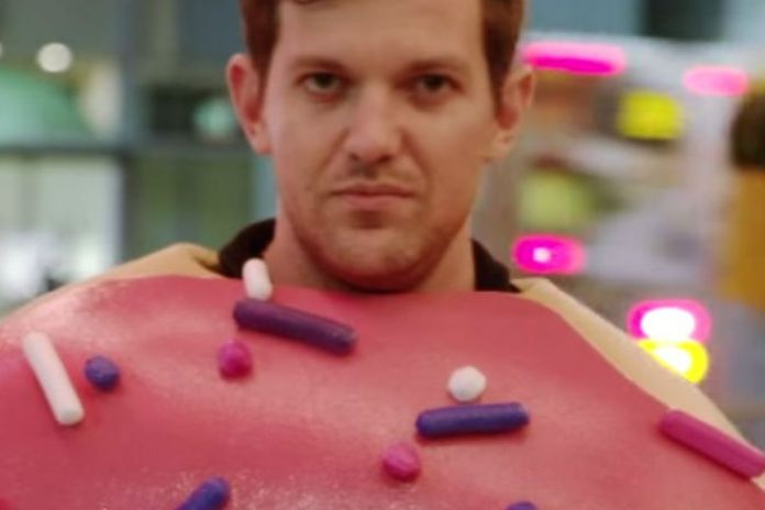 Dillon Francis - Exit Through The Donut Hole (I Can't Take It)