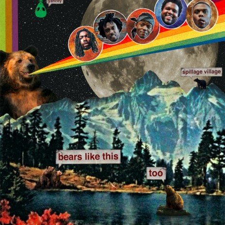 EarthGang featuring J.I.D. & OG Maco - TEN TEN