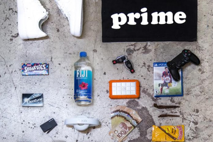 Essentials - Jimmy Prime
