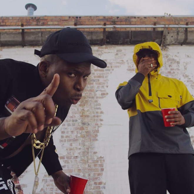 Fekky featuring Skepta - Too Much